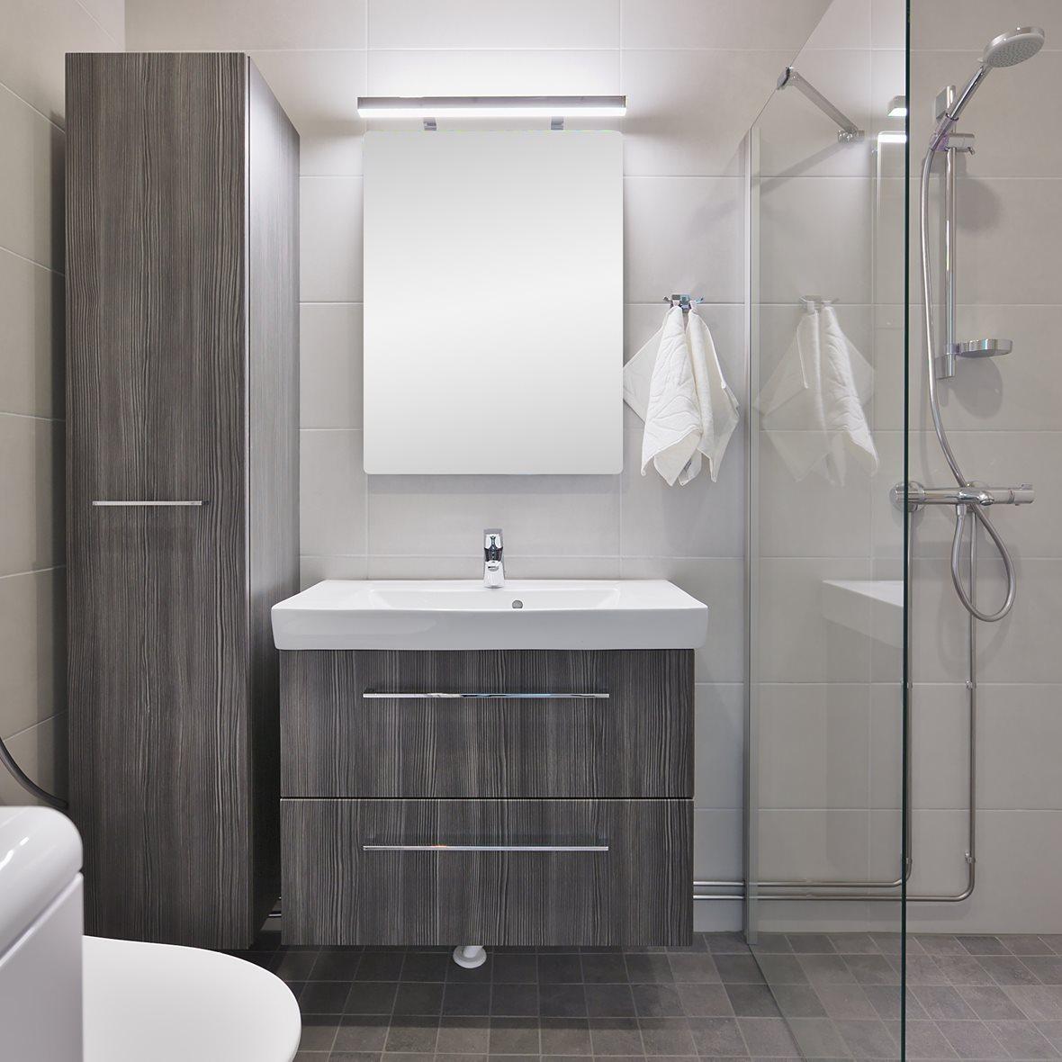 Kylpyhuone Maali